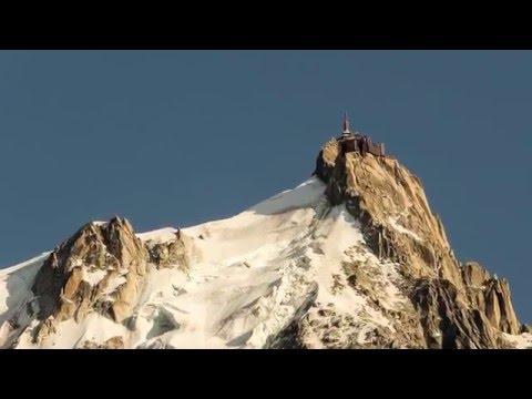 Chamonix-Mont Blanc -  Aiguille du Midi - Mer De Glace