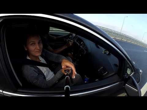 На автомобиле в Армению.