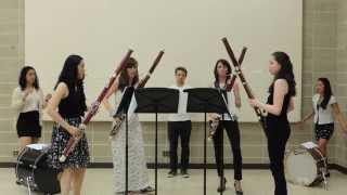 Mirrors- The Breaking Winds Bassoon Quartet