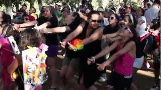 Baile Chu Chu Ua Familia Calderon. Cisneros, Antioquia.