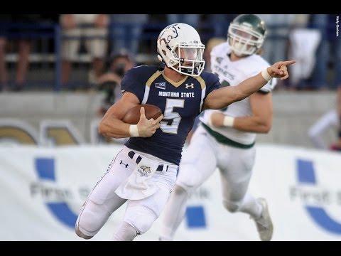 Sacramento State at Montana State - Big Sky Football Highlights