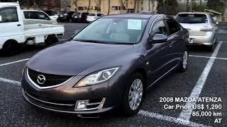 2008 Mazda Atenza Mazda6