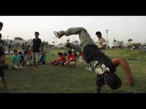 B-Boying Tricking, New Delhi, India.mp4