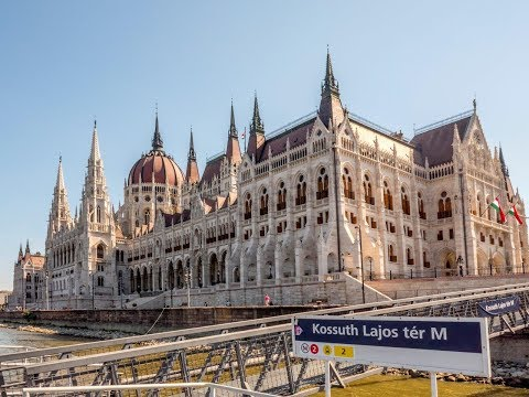 Danube from Stressa to Budapest HD