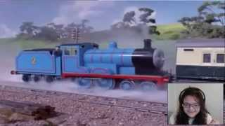 REACT! YouTube Poop: Trains and Badly Drawn Pigs Don