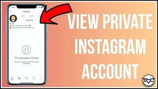 How To See Instagram Private Account Photos [no app needed] [100% working]