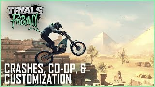 Trials Rising: Spectacular Crashes, Customization, and Tandem Co-Op | Interview | Ubisoft [NA]