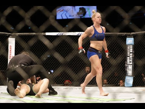 Sean Shelby's shoes: What is next for Holly Holm?