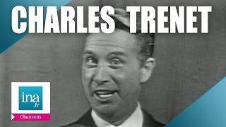 "Charles Trenet ""Le jardin extraordinaire"" (live) - Archive vidéo INA"