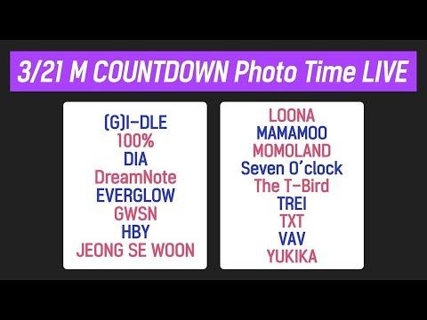 190321 M COUNTDOWN Photo Time Live! vol.1