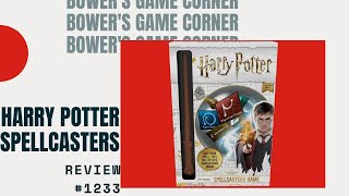 Bower's Game Corner: Harry Potter Spellcasters Game Review