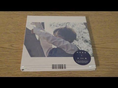 Unboxing Yesung 예성 Here I Am [1st Mini Album]