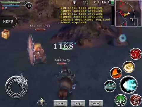 [RPG AVABEL ONLINE] Gladiator Skills