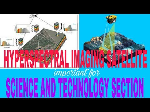 HySIS, hyperspectral imaging satellite by isro, important for science and techn.