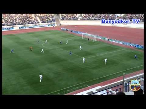 NASAF vs BUNYODKOR 2-0. MATCH REVIEW