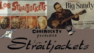 Los Straitjackets feat Big Sandy - Move on Down The Line