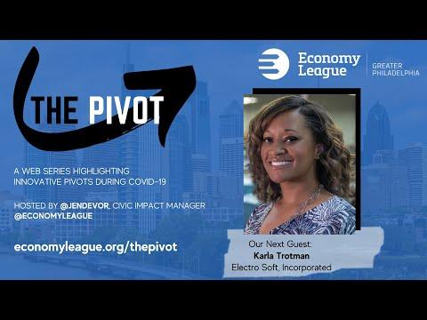 The Pivot: #17 Karla Trotman, Electrosoft Inc.
