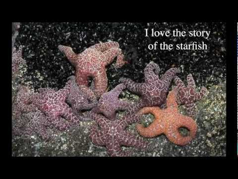 Through The Eyes Of Children - The Starfish Story Retold
