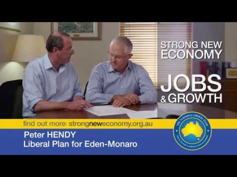 Peter Hendy, Assistant Cabinet Secretary, Assistant Minister for Finance