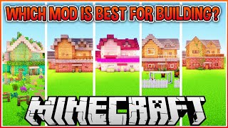 Which Minecraft Mod is Best for Building?