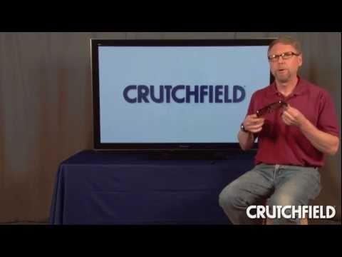Panasonic VT30 3D Plasma HDTVs With Wi-Fi Overview | Crutchfield Video