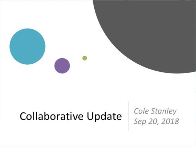 The BOOST Collaborative Update