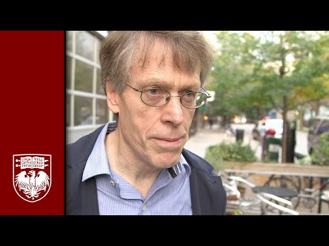 Lars Peter Hansen on Winning Nobel Memorial Prize in Economics