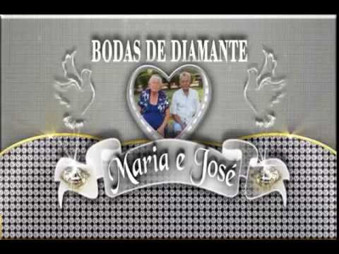 Bodas De Diamante 60 Anos De Casados Youtube