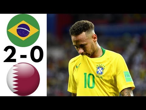 Brazil vs Qatar 2-0 All Goals and Extended Highlights