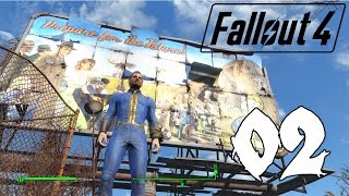 Fallout 4 - Walkthrough Part 2: Vault 111