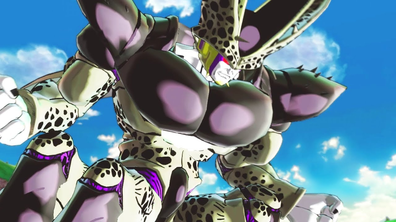 unbelievable-cell-x-dragon-ball-xenoverse-2-mods-pungence