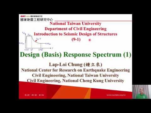 1061-NTU-SDS-9-1-Design (Basis) Response Spectrum (1) - Lap-Loi Chung
