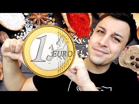 MANGER AVEC 1 EURO PAR JOUR ?