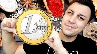 MANGER AVEC 1 EURO PAR JOUR