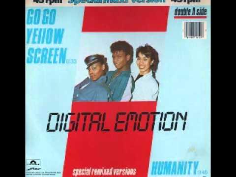 Digital Emotion - Humanity