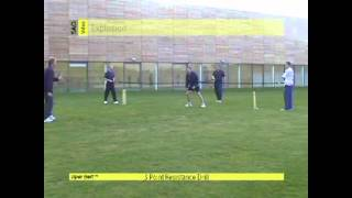 Cricket Training With Essex Cc (speed, Agility, Quickness (saq®)