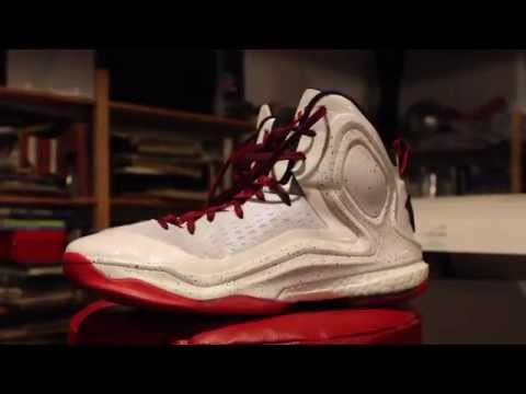 D Rose 5 Boost  Shoe Review
