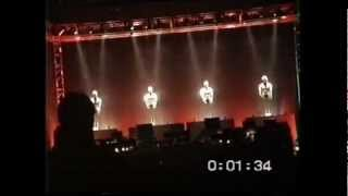 Kraftwerk - The Robots - Milan 1991