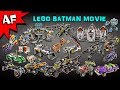 Every Lego Batman Movie Set - Complete 2017 Collection!