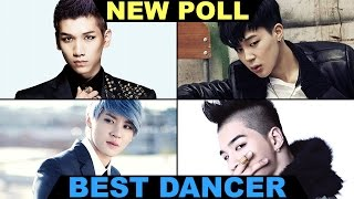 [VOTE] The BEST K-Pop Boy Group Dancer!