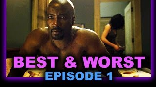 Jessica Jones Episode 1 Review aka Reaction - Ladies Night - Beyond The Trailer