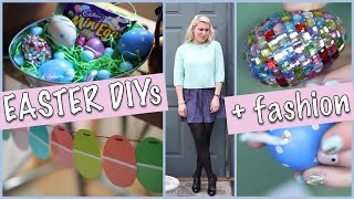 Easter Diy Decor & Gifts + Easter Outfit Ideas