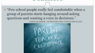 Engaging Parents in Education
