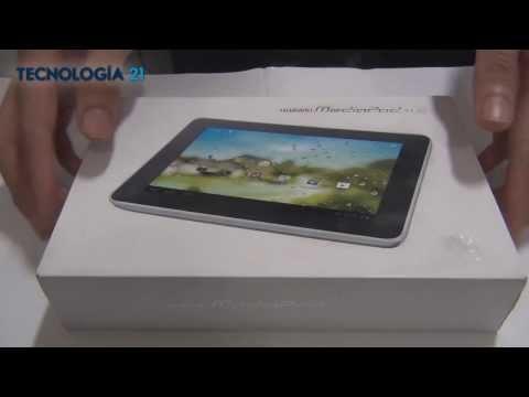 Review: Tablet Huawei Mediapad 7 Lite