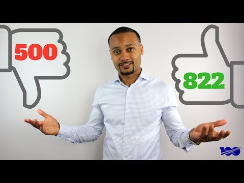How I Increased My Credit Score from a 500 to a 822 FICO Score