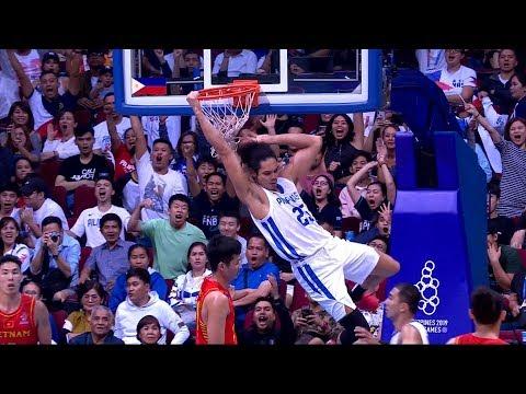 Highlights: Philippines vs Vietnam | 5X5 Basketball M Prelim Round | 2019 SEA Games