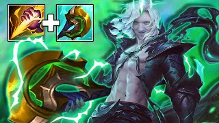 Thought Viego was strong before? This Divine Sunderer build BREAKS him...