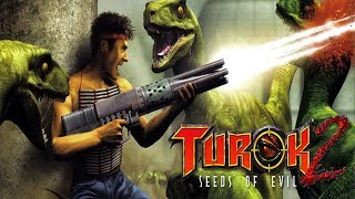 Turok 2 : Remastered - River Of Souls - XBOX One S - 1080/60 HD