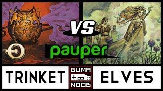 Pauper - UB TRINKET vs ELVES