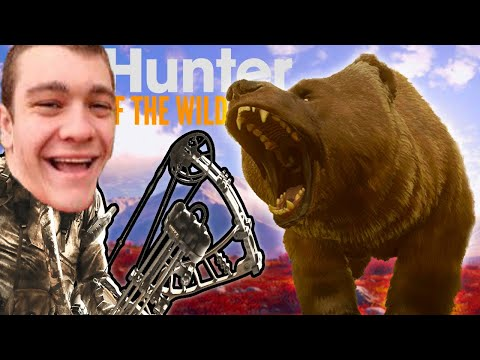 BOW HUNTING GRIZZLY BEARS! Hunter Call of the Wild Ep.11 – Kendall Gray
